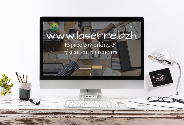site web La Serre