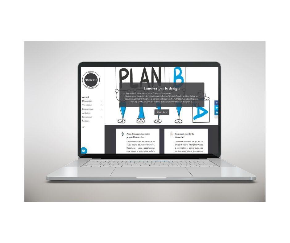 Site web de Diacampus