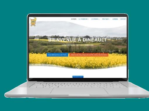 Site officiel de la Mairie de Dineault